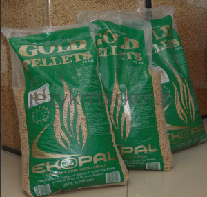 Pellet GoldPellets A1 paleta tona